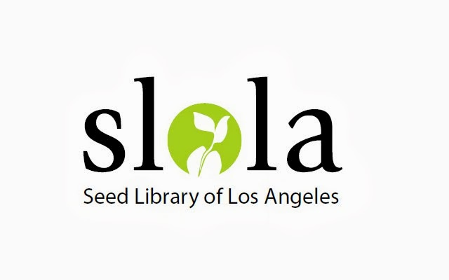 Record of the Seed Library of Los Angeles