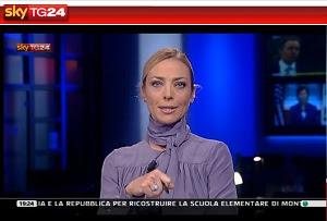 SkyTg24 diretta streaming