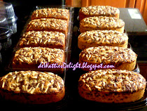 Chocolate Rice Banana Cake