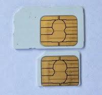 sim card, micro sim