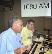 Escuche: HOMBRES DE RADIO en la  1080AM