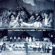 NATIONAL DAY PARADE, RADIO ORCHESTRA, CITY HALL 1963 CLICK PIX TO READ