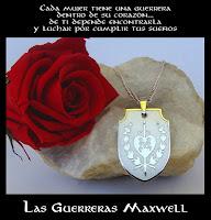 Medalla Guerrera Maxwell