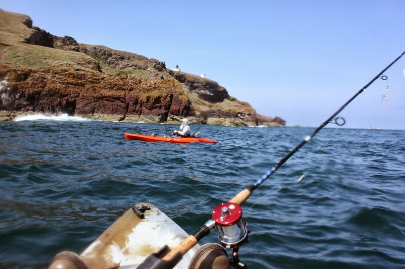 Fishing in scotland east coast extreme kayak adventure for East coast fishing