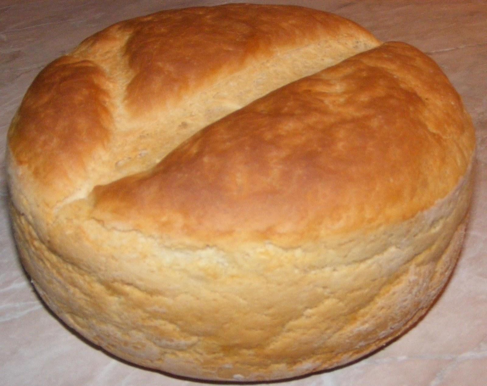 reteta de paine de casa