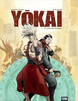 """""""YÔKAI - LA CONSPIRACIÓN HEIKE vol. 1"""" (2013)"""