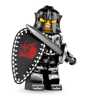 lego minifigür kötü şövalye