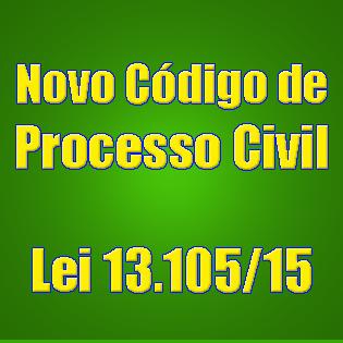 Dolglas Eduardo Advogado Patos de Minas, Lei 13.105/15 NCPC