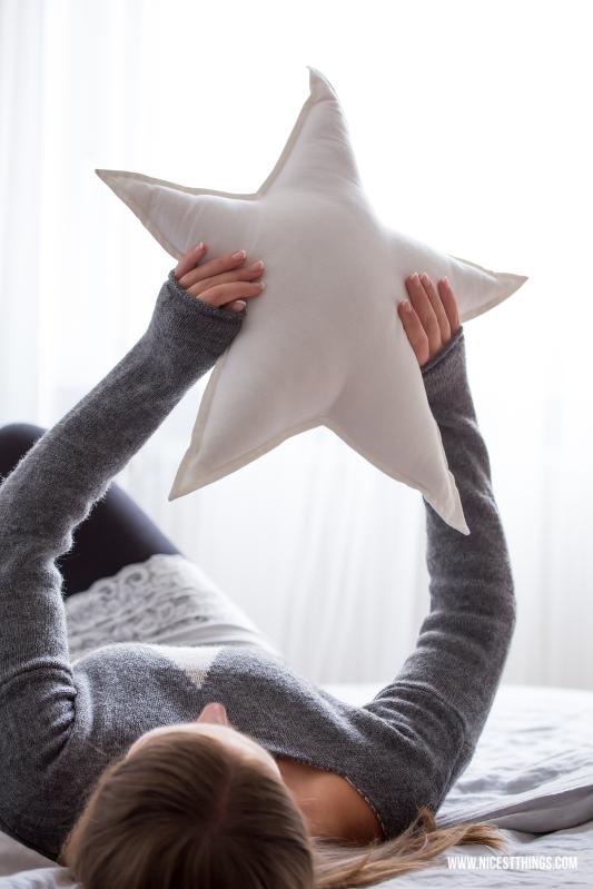 Sternenkissen Impressionen Star Pillow