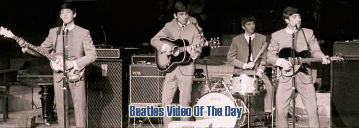 Beatles Video Of The Day