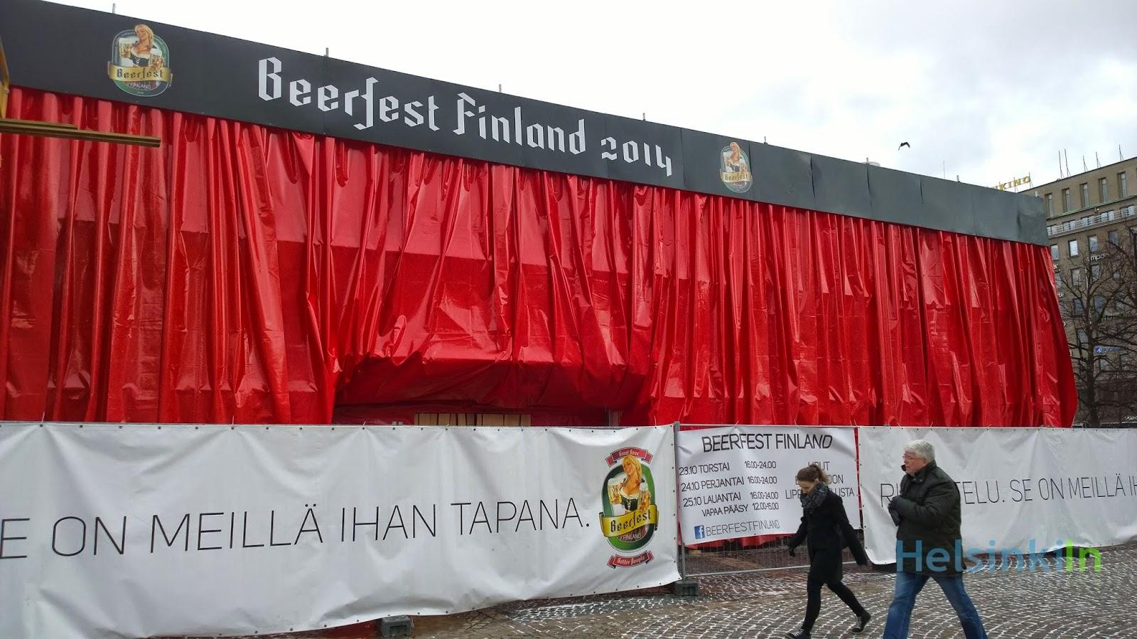 Beerfest Finland in Helsinki