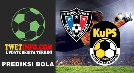 Prediksi Inter Turku vs KuPS