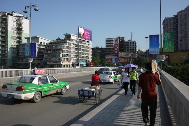 Neijiang China  city photo : China Scenes: Neijiang, Sichuan Isidor's Fugue