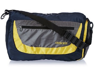 Cherokee AW14 Polyster Navy Travel Duffle