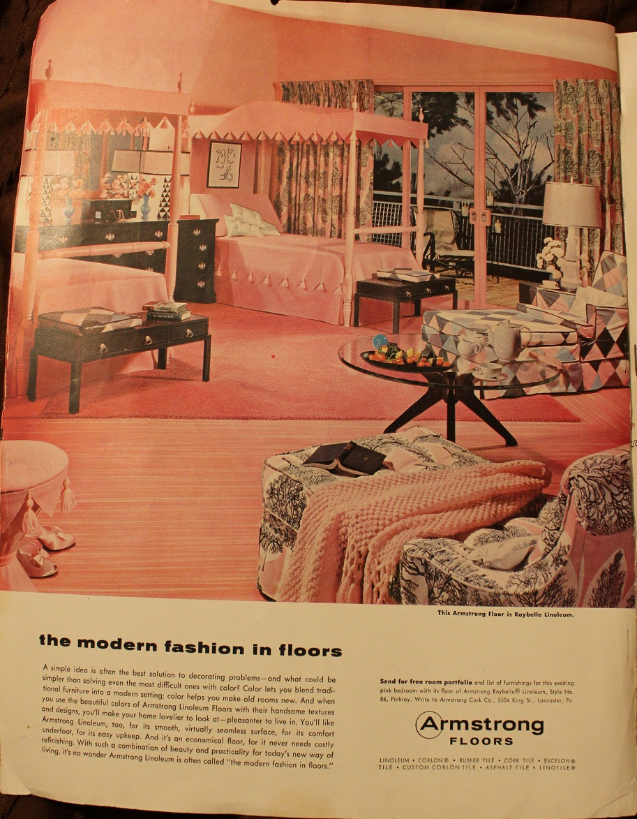 1950s Home Decor