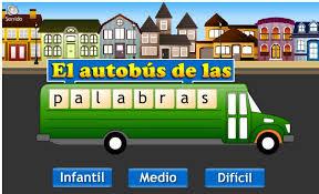 http://www.vedoque.com/juegos/juego.php?j=autobus-palabras&l=es