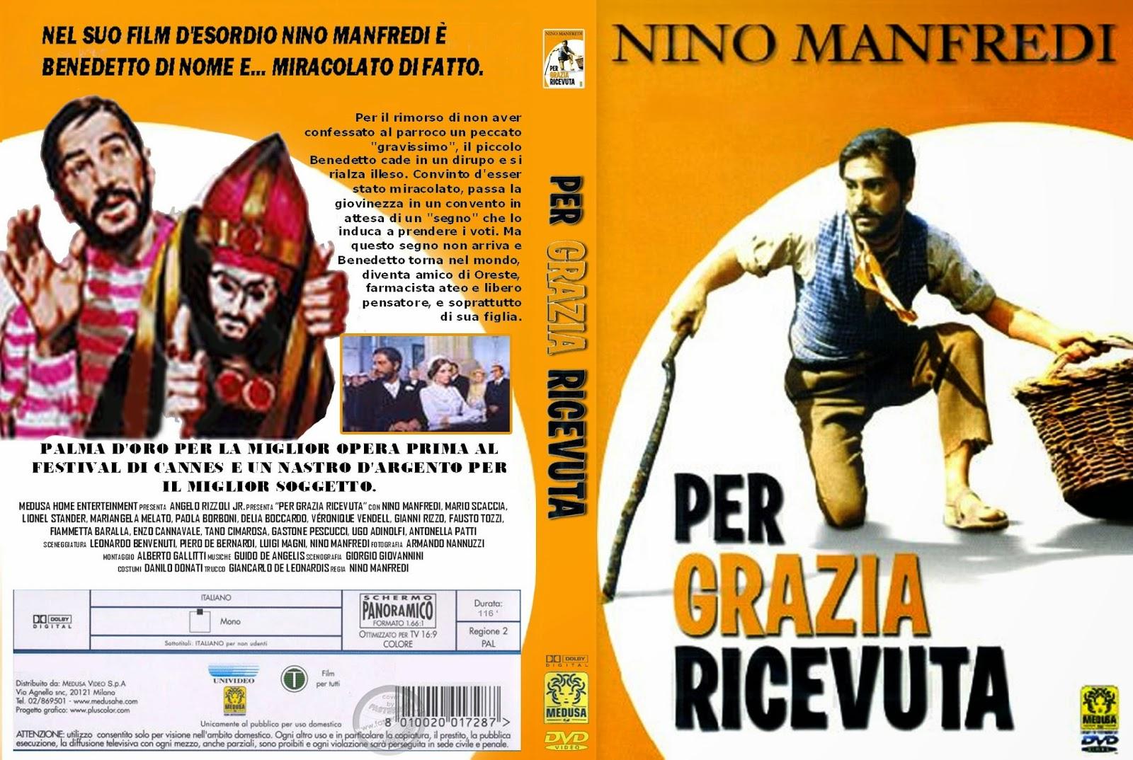 За полученную милость / Per grazia ricevuta / Between Miracles. 1971.