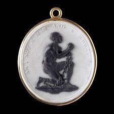 Wedgewood Anti-Slavery Pendant