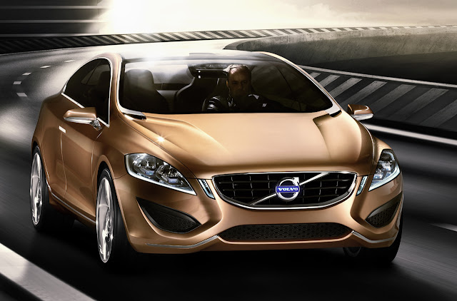 Volvo S60 concept new picture