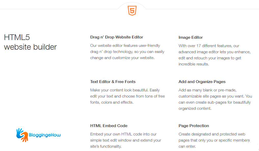 wix html 5 builder bloggingehow