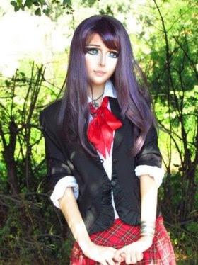 Super Unik! Fukkacumi, Gadis Anime Boneka Barbie [ www.BlogApaAja.com ]