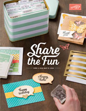 Stampin' UP!  Catalog 2015-2016