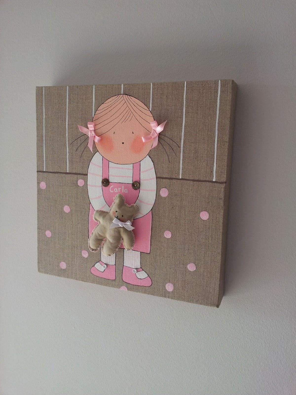 Minis y beb s cuadros infantiles - Cuadros habitacion nino ...