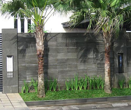 Depot Batu Alam Pagar Rumah Tembok Batu Alam