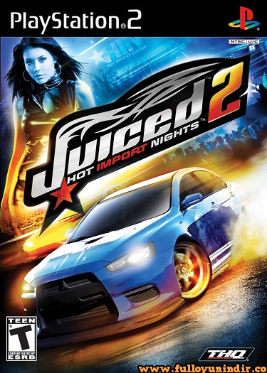 Juiced 2 Hot Import Nights Ps 2