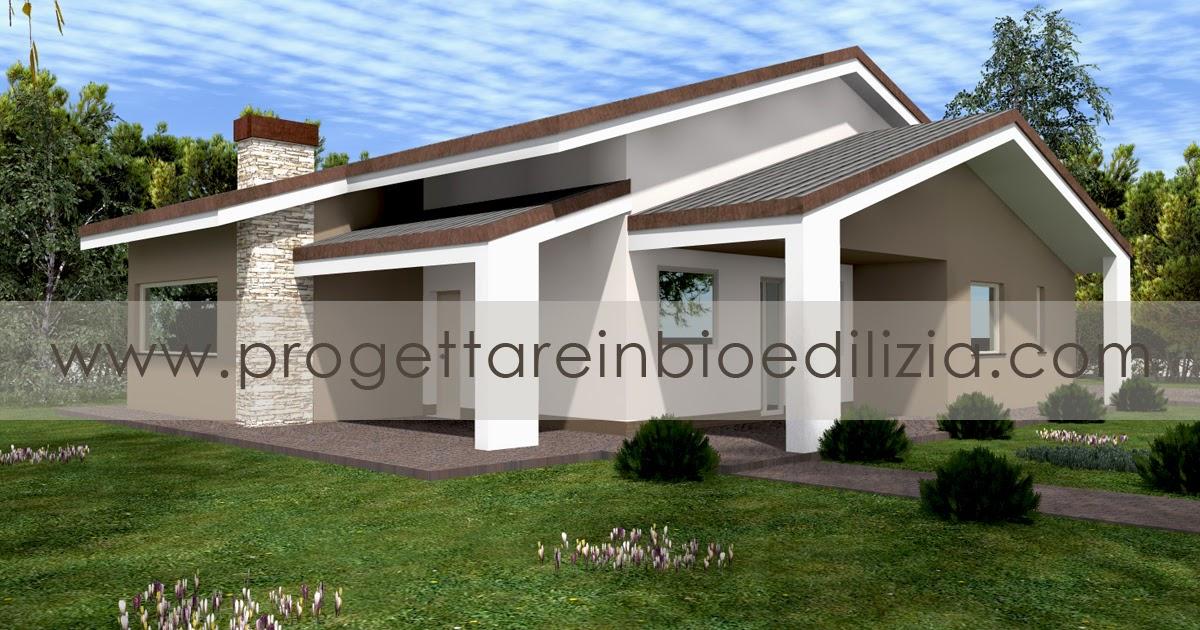 Bioedilizia case prefabbricate ecologiche case for Piani di fattoria con portico