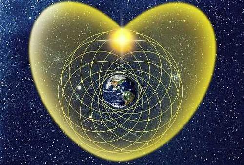 Tierra dentro de Corazón de luz