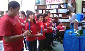 Iniciación del Club de Asistentes de la Biblioteca