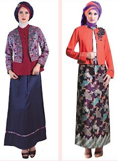 baju gamis muslimah cantik