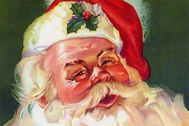 Post News Old School Christmas Advertising 19 Pics