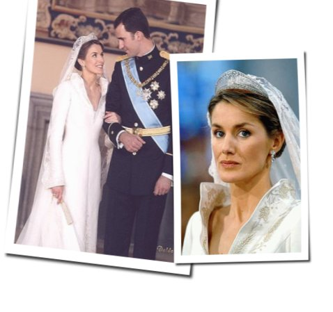 Princess Of Spain Wedding Dress Image
