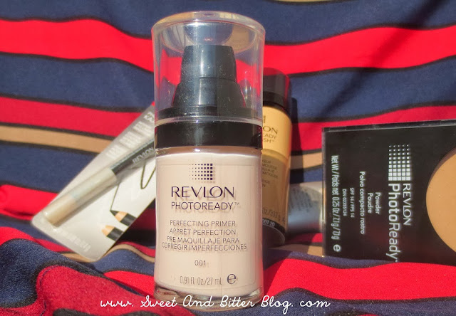 Revlon Photoready Perfecting Primer 001 Review India