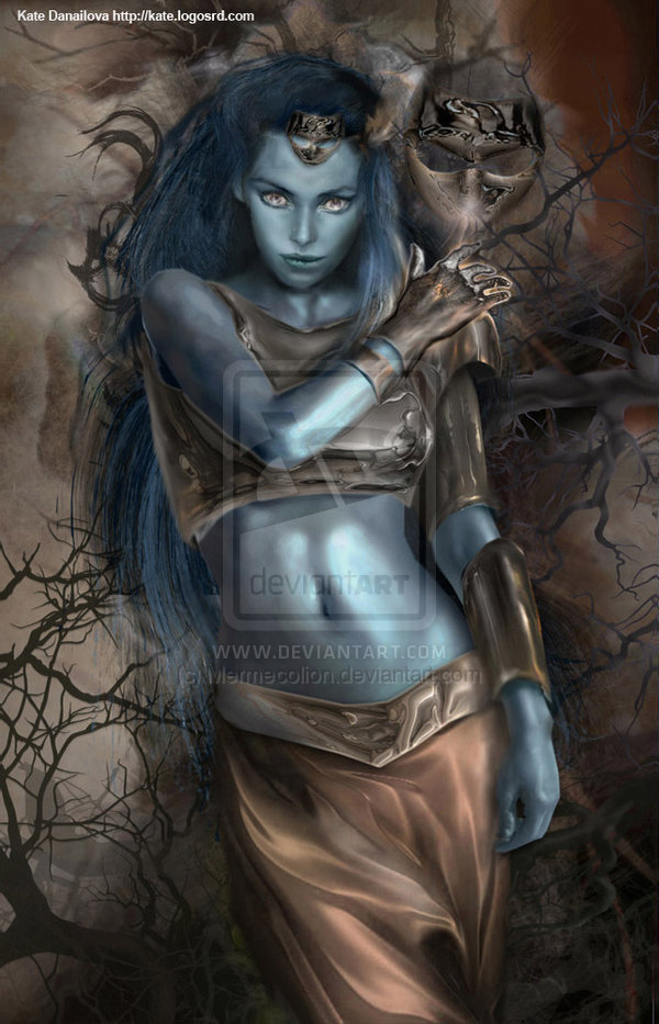 DARK ELF SORCERES