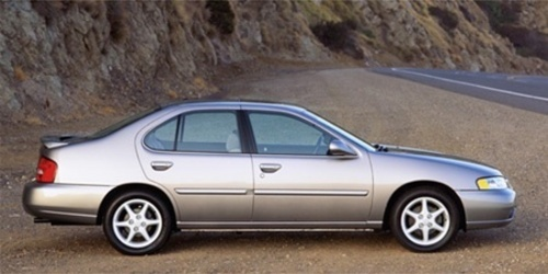 Famous Car Manual  2001 Nissan Altima Service Factory
