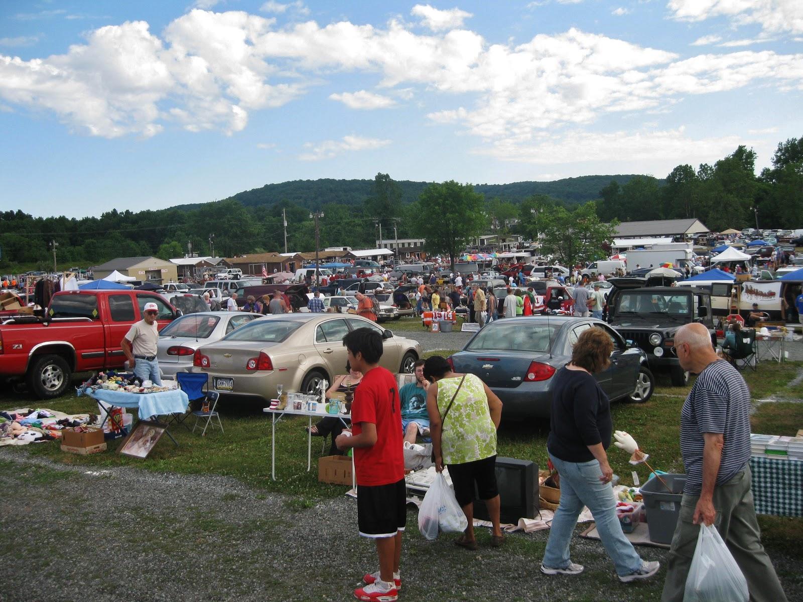 boyertown pennsylvania treasure hunters: jake's flea market barto, pa