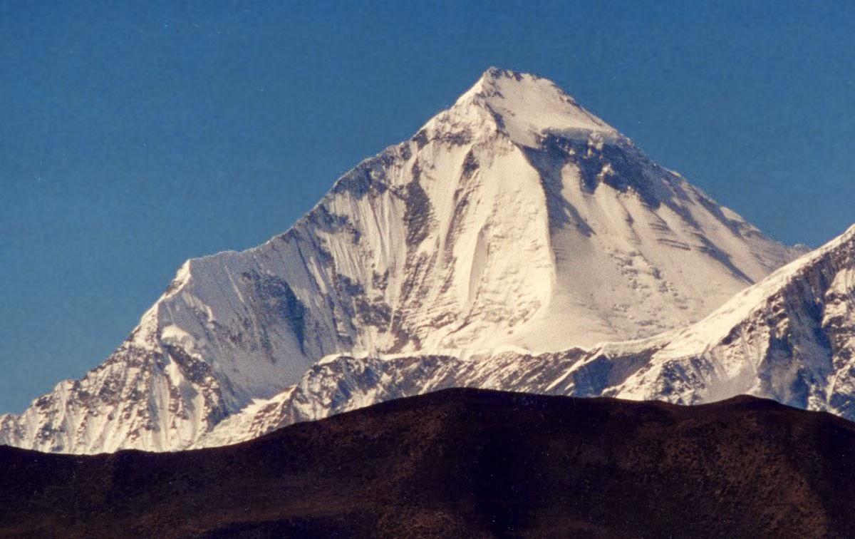 Mount Dhaulagiri - 15 Highest Peaks in the World