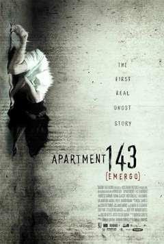 Apartamento 143 cartel
