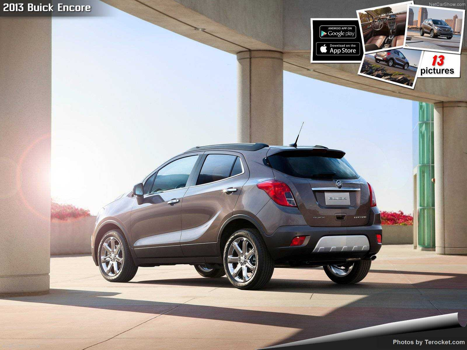 Hình ảnh xe ô tô Buick Encore 2013 & nội ngoại thất