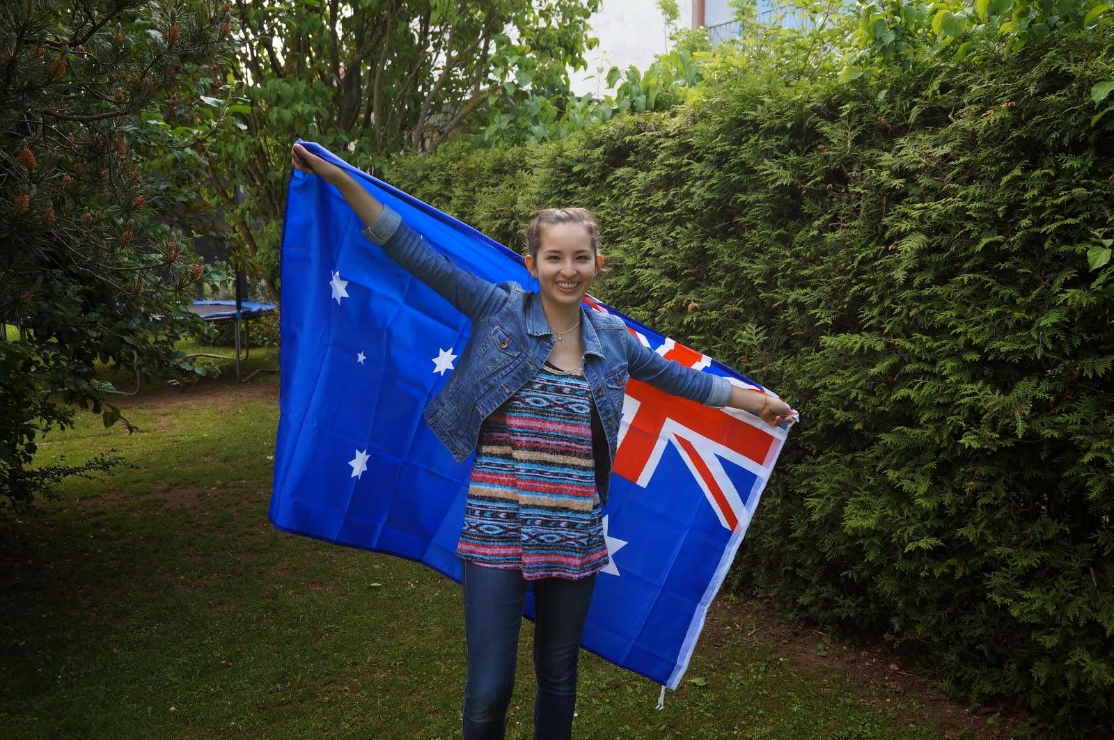 Australiaaaa!!