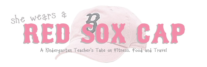 She Wears a Red Sox Cap...