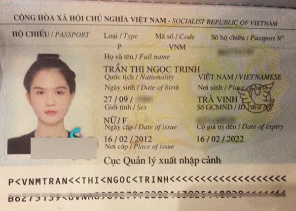 Xem ảnh, tên tuổi thật của sao Việt trên CMND và hộ chiếu