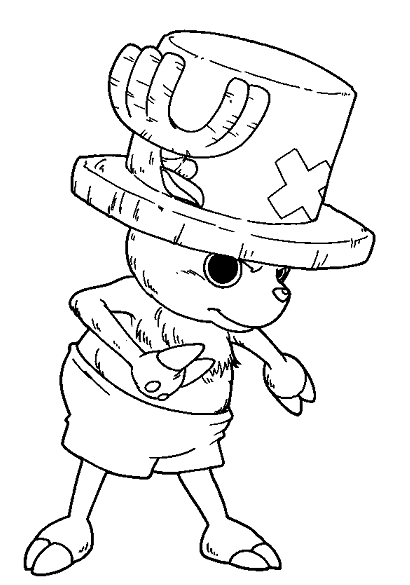 anime doctor coloring pages - photo#8