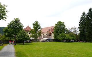 Schlossgarten Neuenbürg