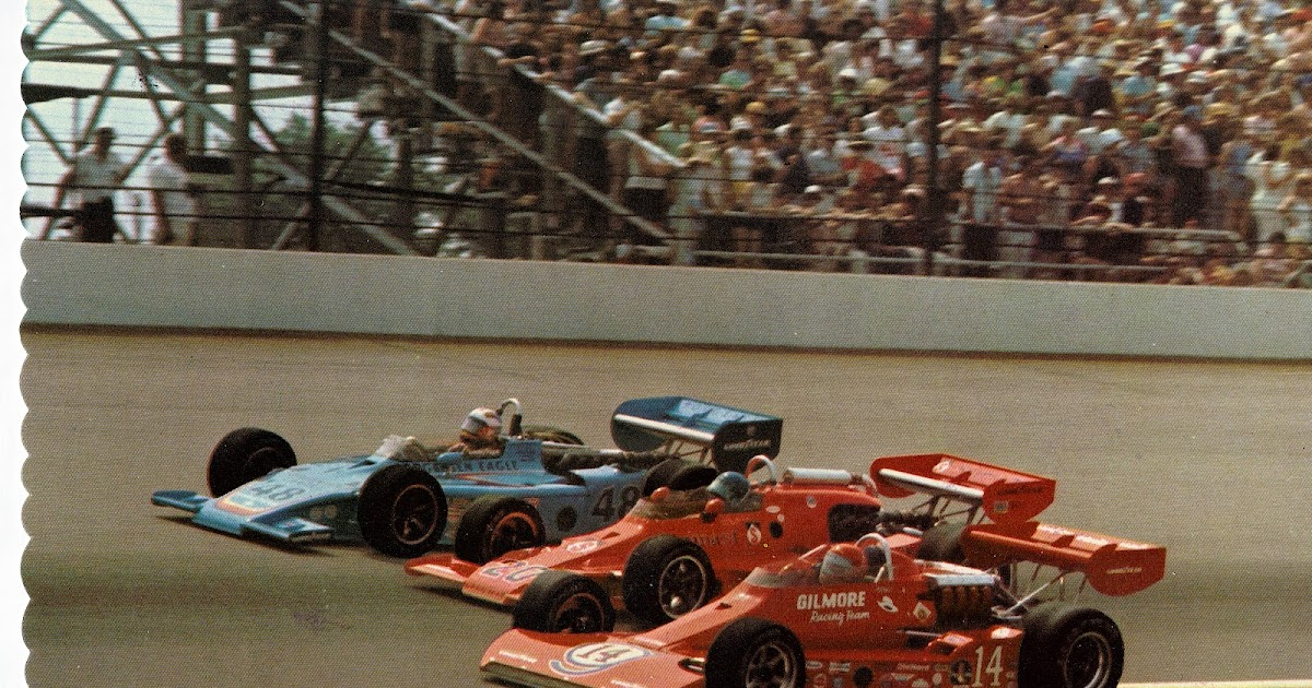 Jeff's Indy Talk: Indianapolis 500 Postcard of the Day ...