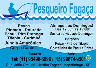 PESQUEIRO FOGAÇA