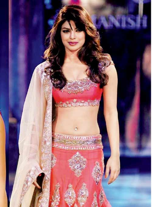 Priyanka Chopra Ready For Her Item Song